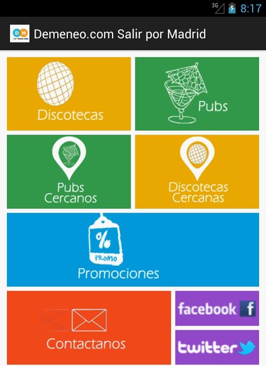 App Demeneo