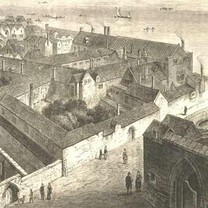 Winchester Palace: un cacho de la historia de Londres (y no es broma)
