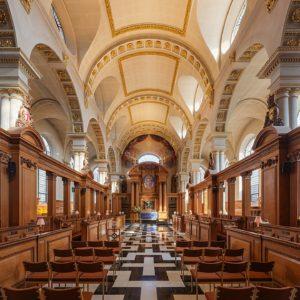 Iglesia de St Bride de Londres: renacida de sus cenizas ¡7 veces!