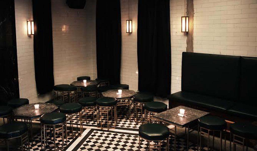 5 bares de Londres abiertos en baños públicos