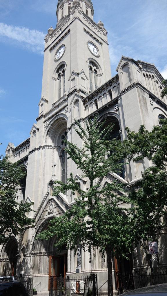 La historia de San Damián de Nueva York, el santo en los huesos de la Gran Manzana