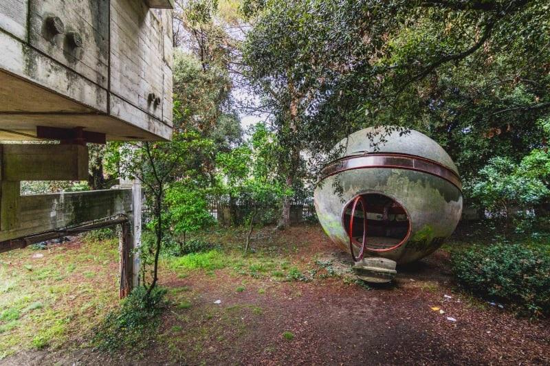 Descubre la Casa Sperimentale: no aparece en ninguna guía de Roma