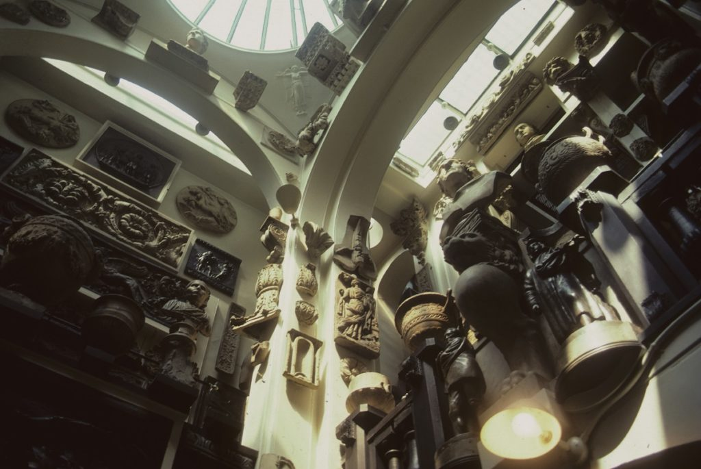 Museo Soane: el reposo eterno del faraón en Londres