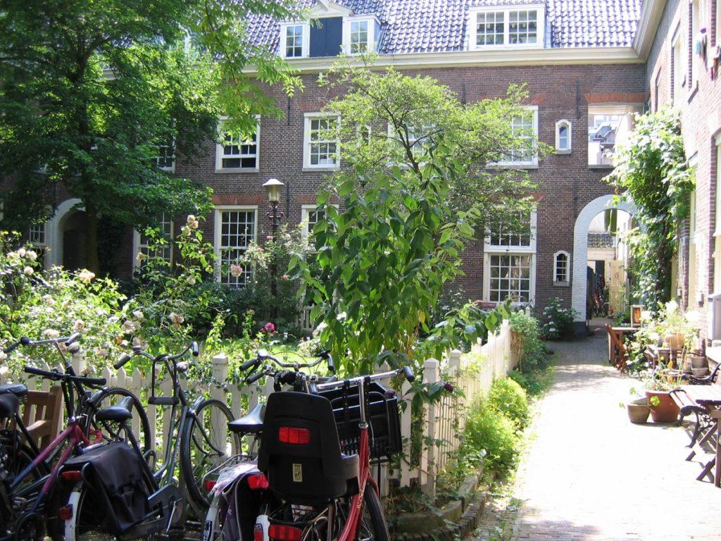 Karthuizerhofje: la herencia de la vieja cartuja de Ámsterdam