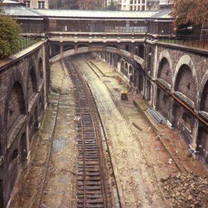 Petite Ceinture y las vías ocultas de París