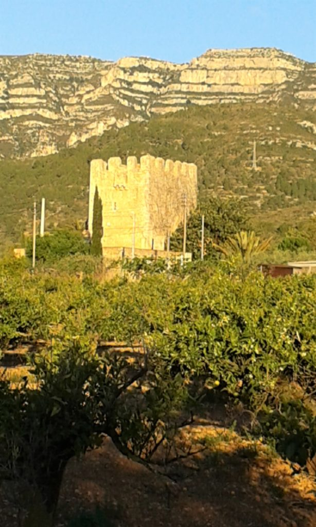 Primera Torre del Moro