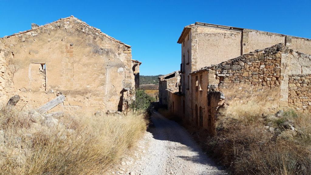 Pueblos Abandonados de las comarcas del Ebro