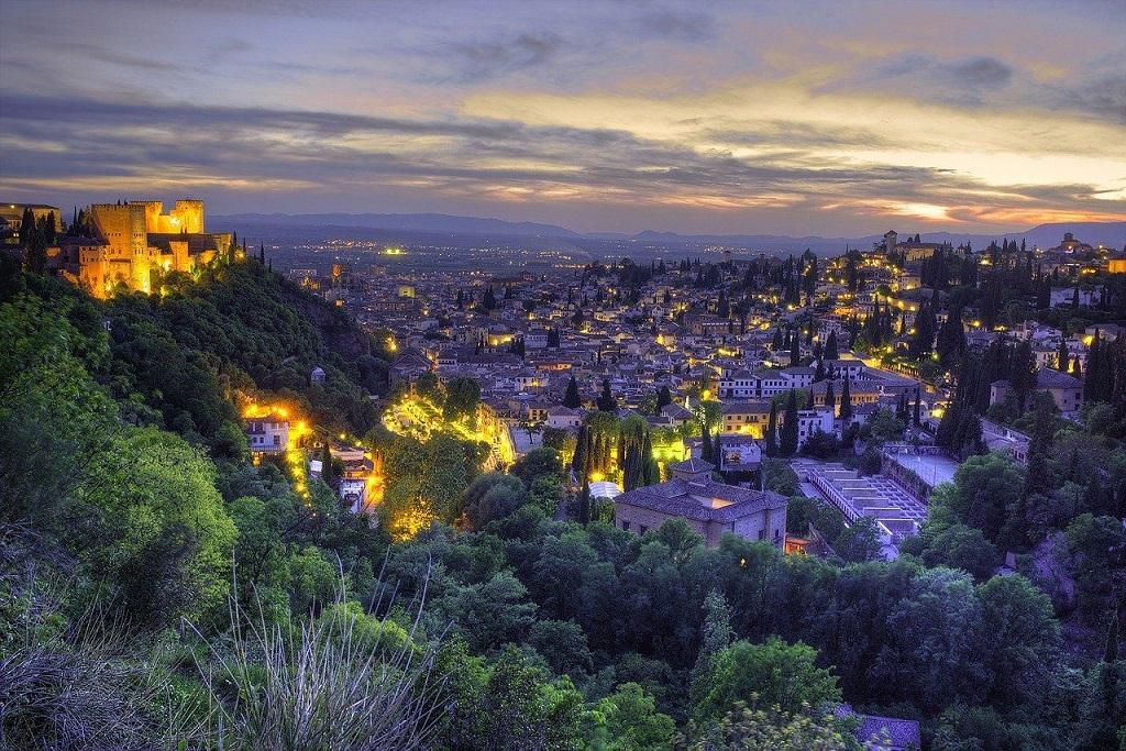 Granada en 3 días, que ver, hacer y visitar