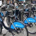 Bicicletas de Londres Licencia Commons by  El Ibérico Gratuito Blogspot