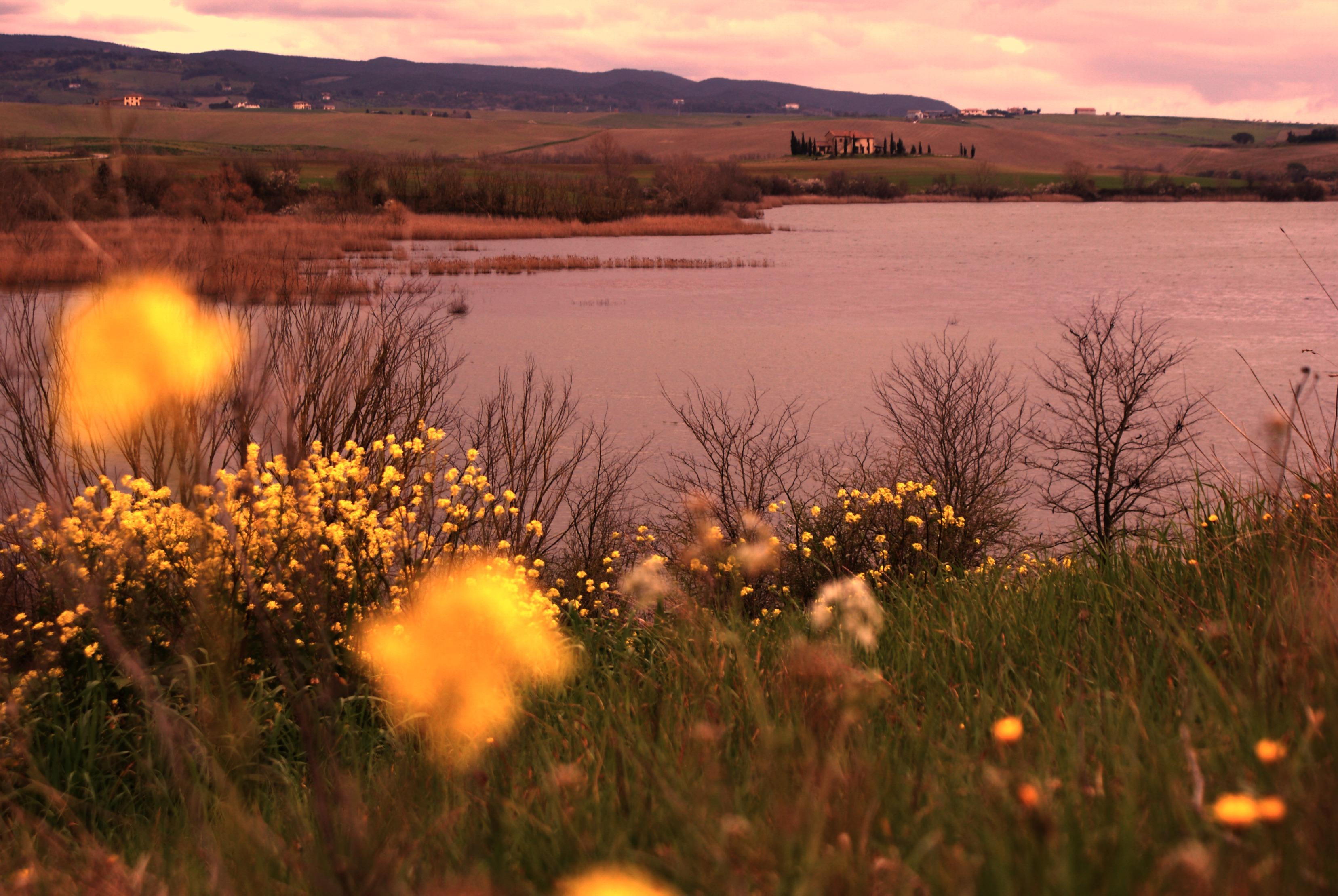 Lago de Santa Luce