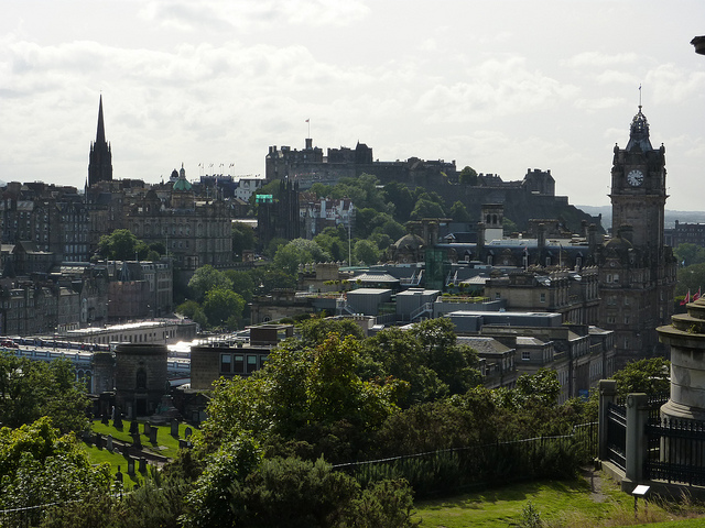 Edimburgo Flickr Creative Commons by Daniel Duce