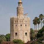 Torre del Oro Wikipedia Licencia Commons by Entrada Torre del Oro