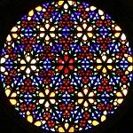 Rosetón de la Catedral  de Palma Flickr Creative Commons by Mike Lehrmann