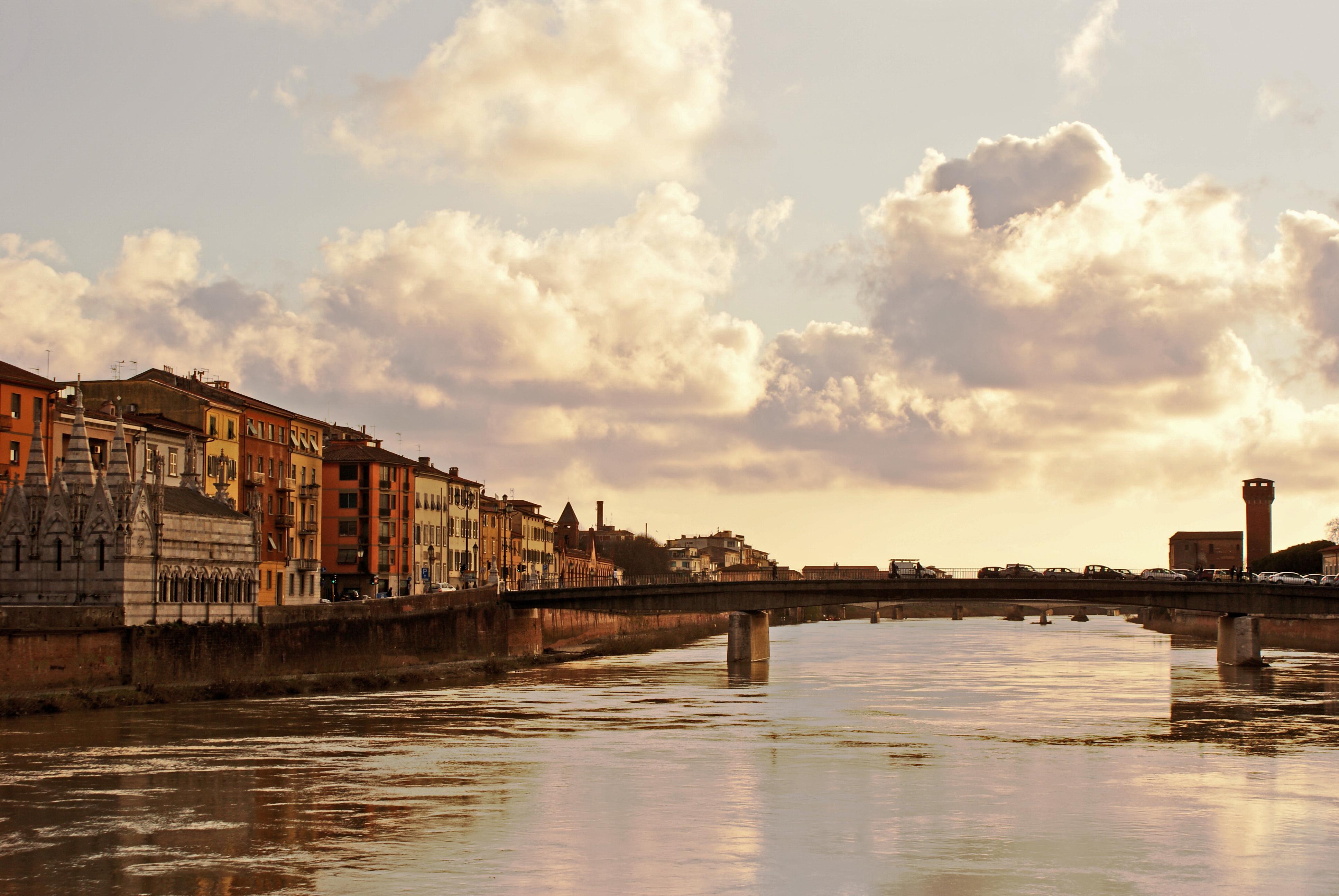 La Spina i el Arno