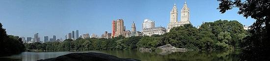 Central Park de Nueva York.