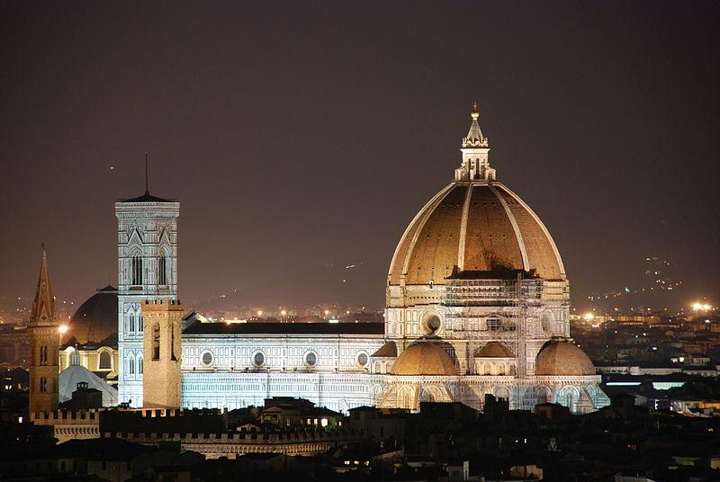 Il Duomo de Florencia.