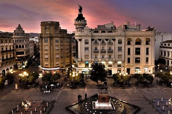 Plaza de las Tendillas de Córdoba.