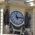 Reloj de la Plaza de las Tendillas de Córdoba Sergio Suárez