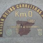 Kilómetro cero de Madrid Wikipedia Commons by Kaetzar