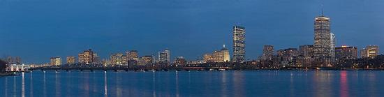 Ciudad de Boston.