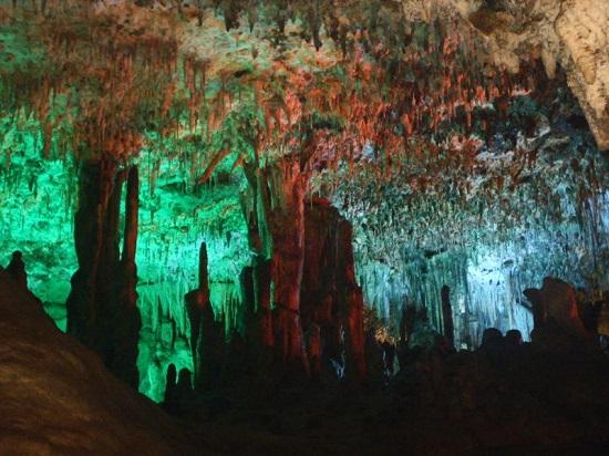 Cueva dels Hams.