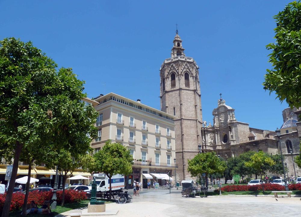 El Micalet - Valencia © CostaFotografo.es