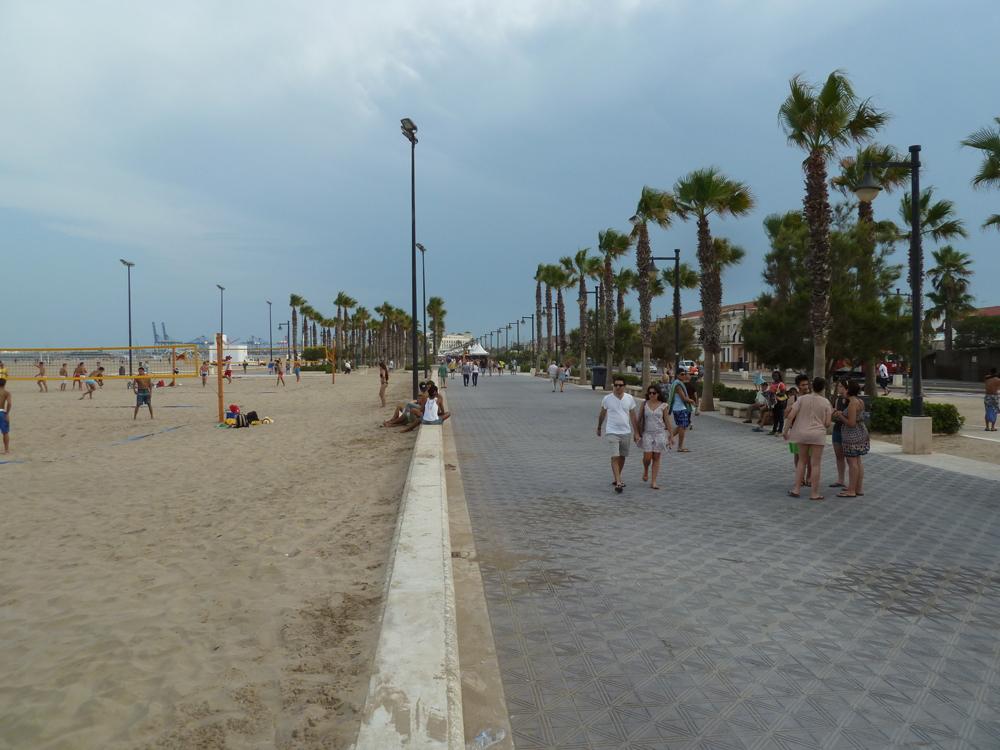 Playa de la Malvarrosa © CostaFotografo.es