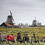 Molino de Zaanse Schans Wikipedia Commons by Murdockcrc