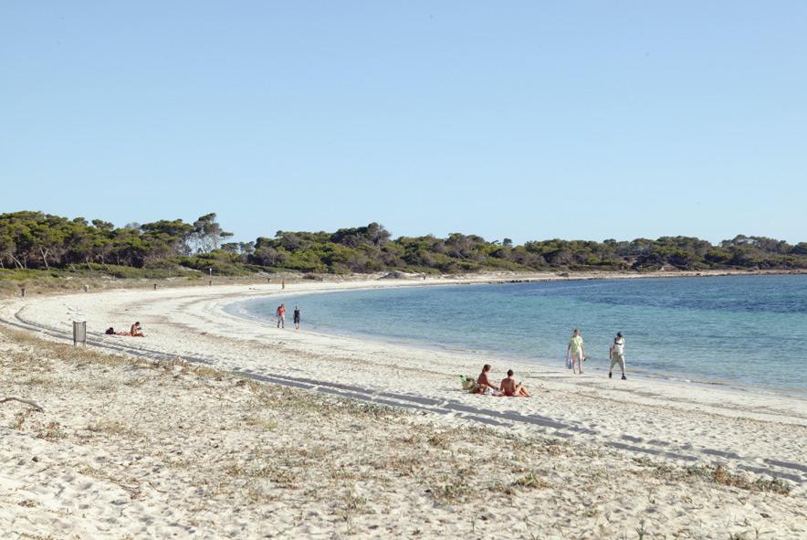 Playas de Mallorca para relaciones esporádicas