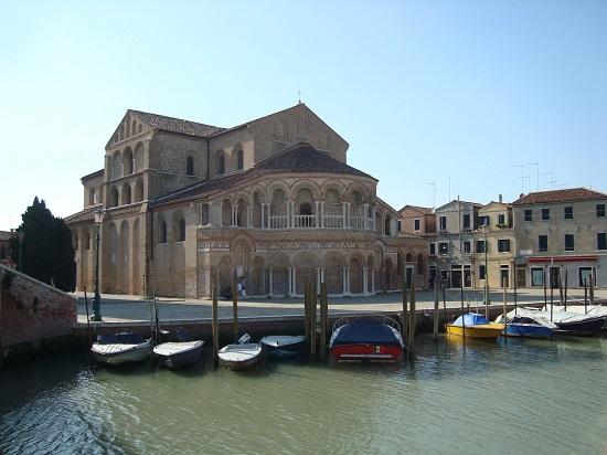 Iglesia de Santa María y San Donato de Murano.