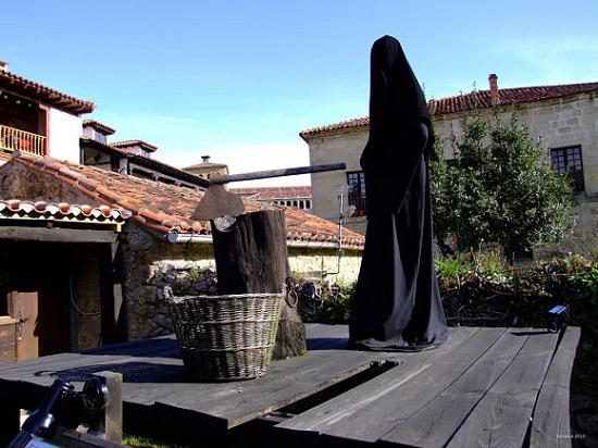 Museo de la Inquisición y la Tortura de Santillana.