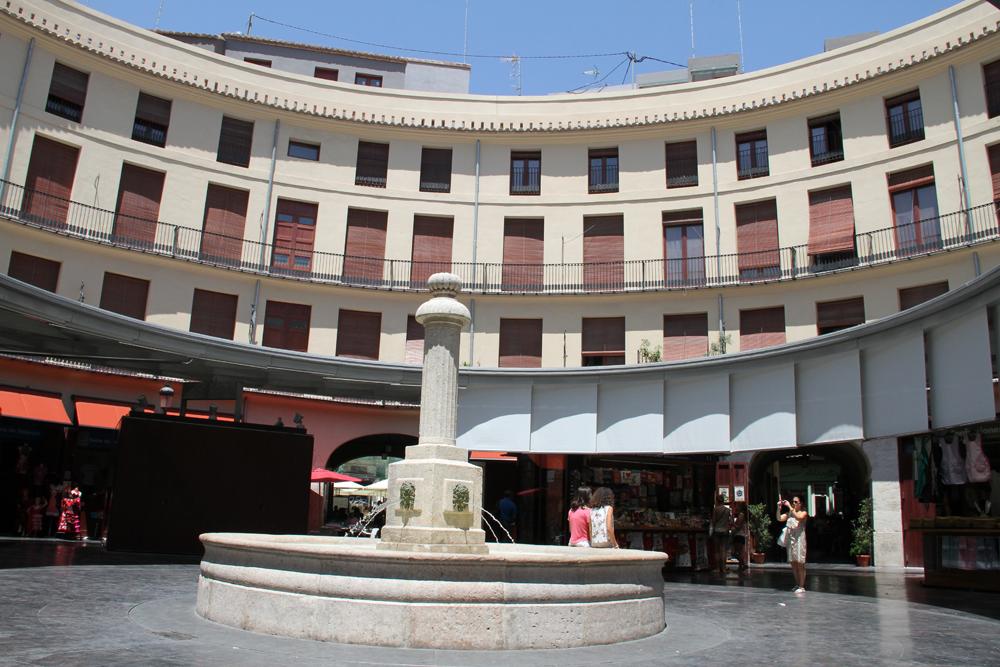 Plaça Redona (Valencia) © CostaFotografo.es