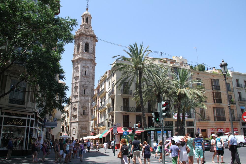 Vista general de Santa Catalina ® CostaFotografo.es