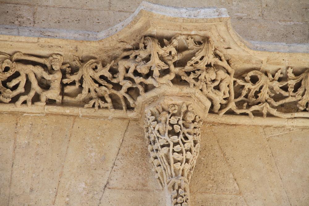 Detalle de la Lonja de la seda (Valencia) © CostaFotografo.es