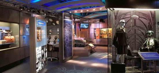 Museo Internacional del Espionaje de Washington.
