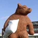 Steelman Bear
