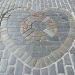 The heart of Midlothian Wikipedia Commons by Kim Traynor