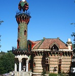 Capricho de Gaudí.