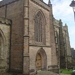 Iglesia de la Holy Rude del Castillo de Stirling.