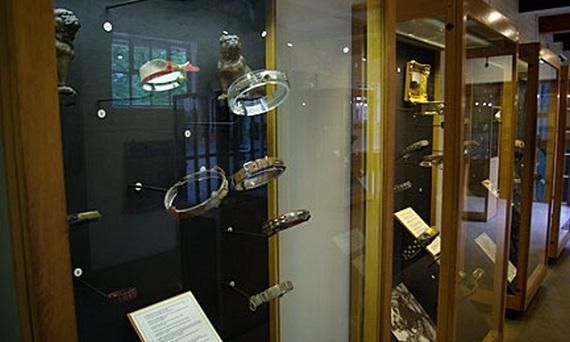 Museo de Collares de Perros, Castillo de Leeds.