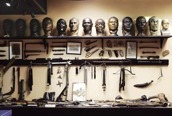 Museo del Crimen de Londres.