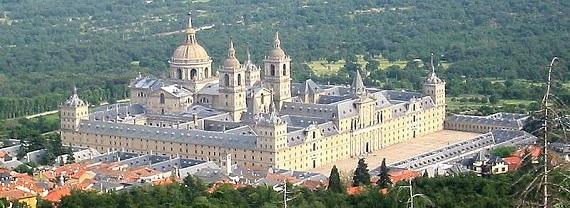 Monasterio del Escorial.