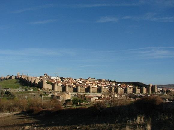 Imagen de Ávila.