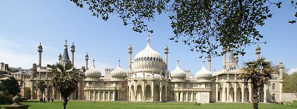 Royal Pavillion de Brighton.