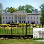 Casa Blanca imitada