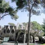 Cripta de la Colonia Güell Wikipedia Commons by Canaan