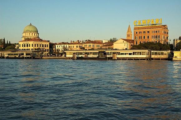 Lido de Venecia.