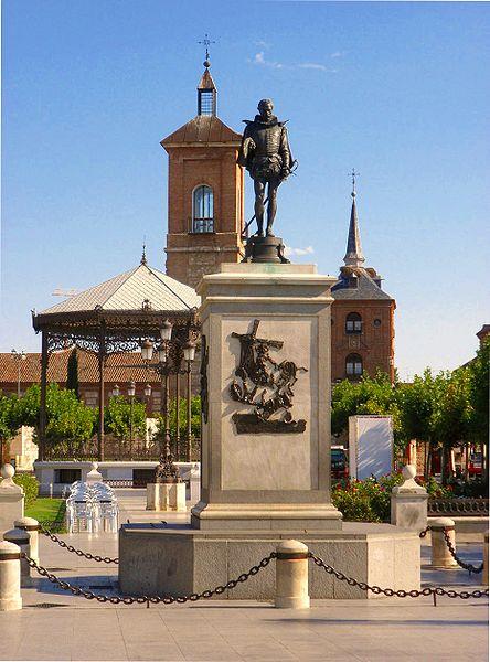 Plaza de Miguel de Cervantes