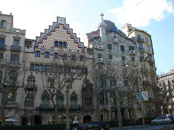 Casas Ametller y Batlló