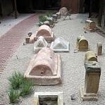 Necrópolis romana de la Plaza de la Villa de Madrid de Barcelona